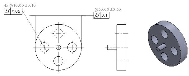 Tolleranza di cilindricità