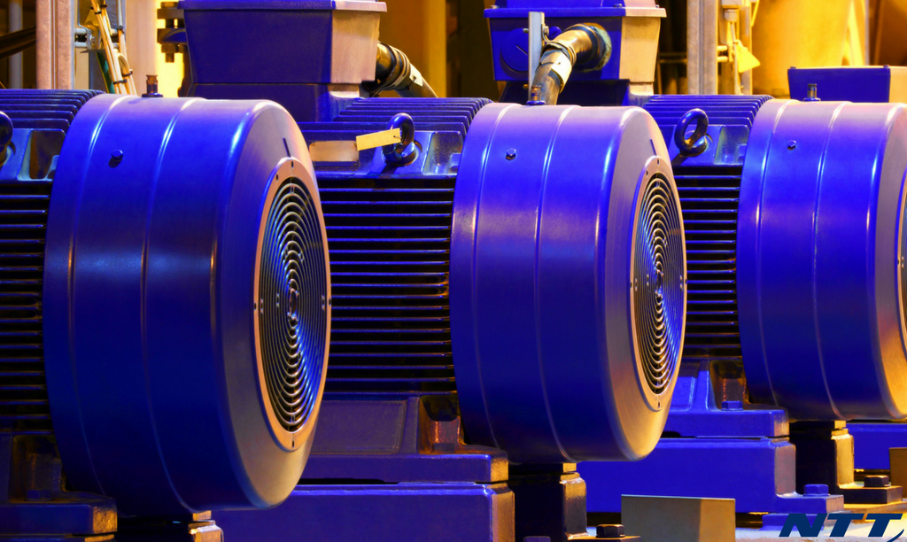 motore elettrico ad alte prestazioni