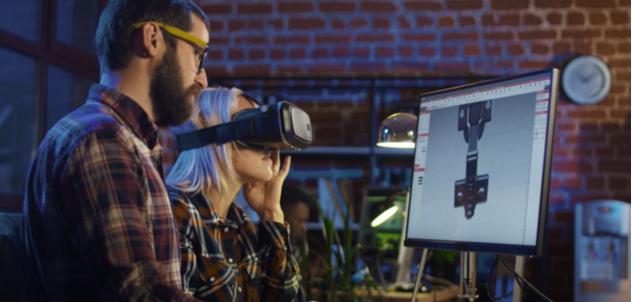 Perché scegliere un software di simulazione virtuale per ripensare il Workplace nell'industria 4.0_v2